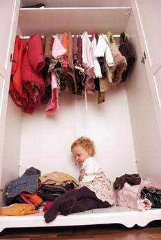 Kleiderschrank Kinderzimmer