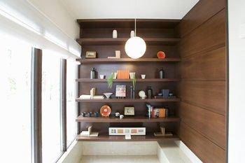 Raumteiler im Wohnzimmer