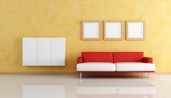 Highboard und Kommoden im Wohnzimmer
